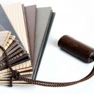 Veneciana madera 50 mm