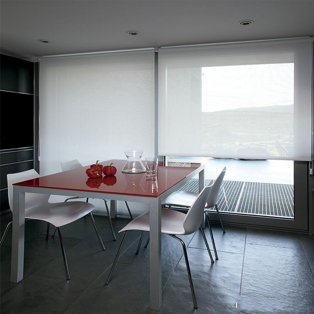 Estores y cortinas para cocinas