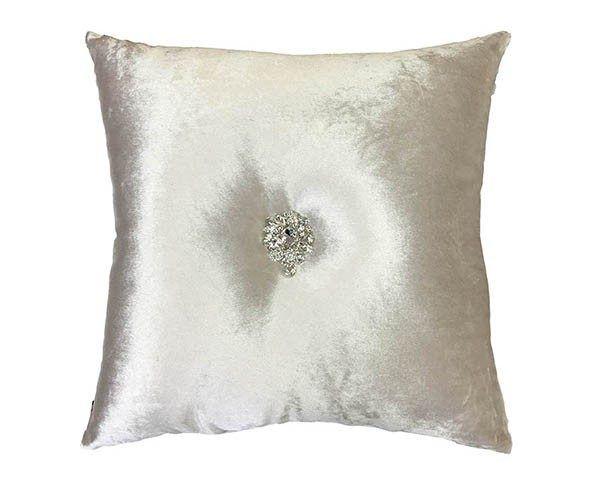 Serafina Cushion Oyster