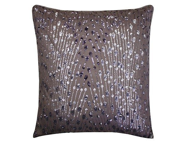 Eva cushion Mauve
