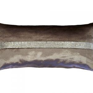Alira Pewter Cushion