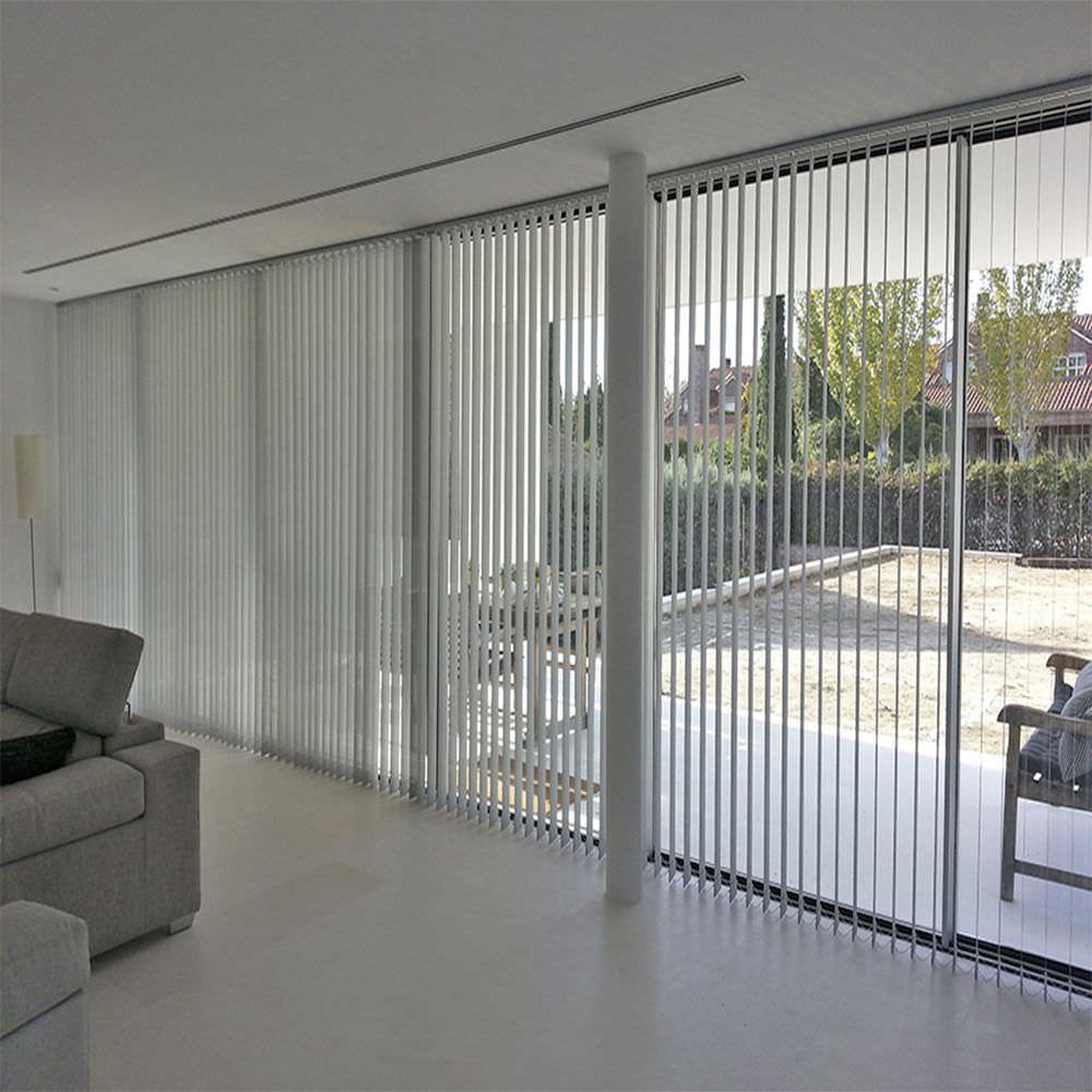 cortina vertical de 89 mm Skyline de bandalux