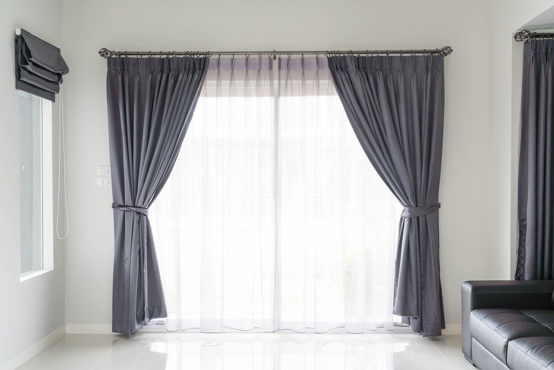 Las tendencias en cortinas, materiales y colores que están triunfando en 2018