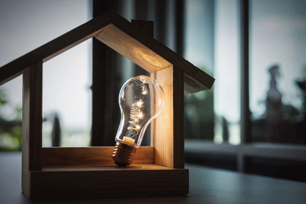 iluminar el hogar de forma sostenible